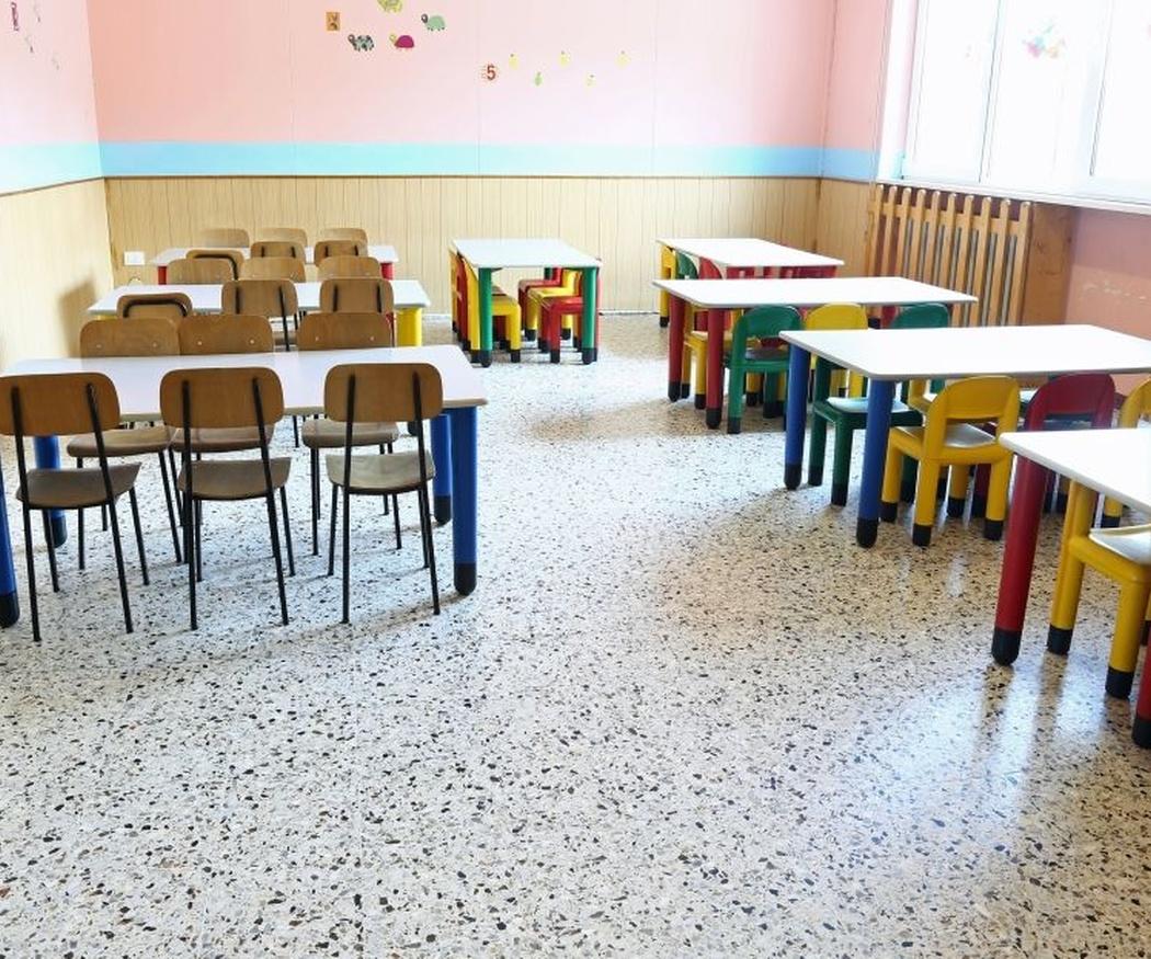 Los niños rinden más y están más seguros en una escuela limpia