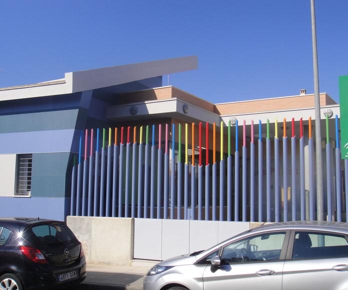 """Escuela infantil """"LOS PALITOS"""""""