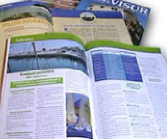 Diseño revistas Sevilla