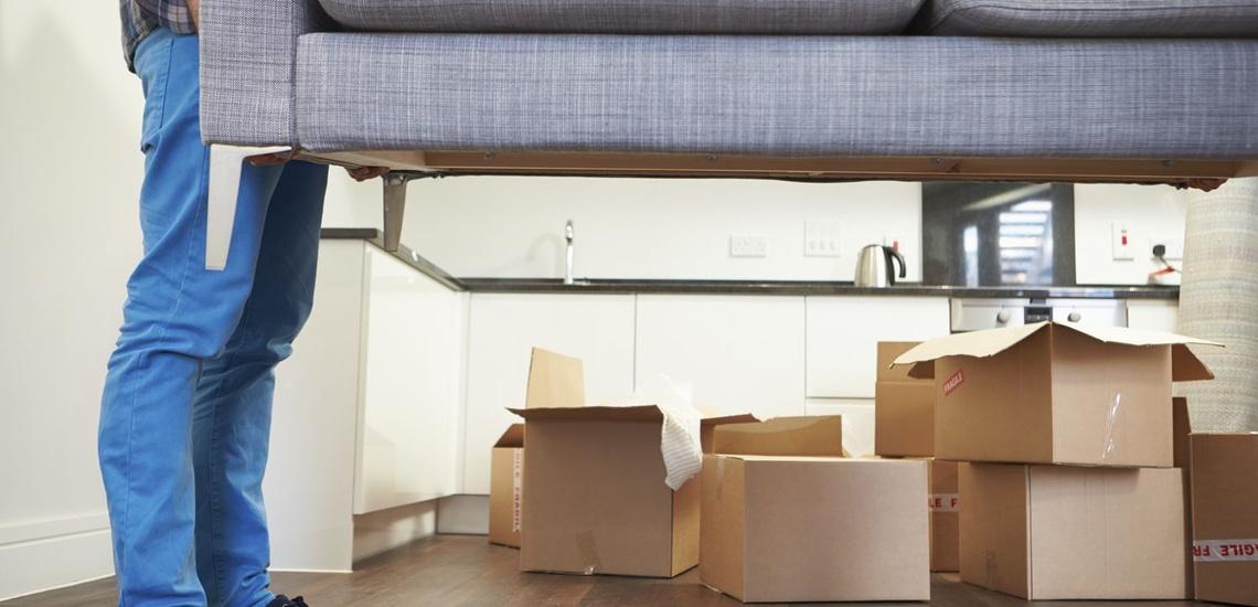 Recogida de muebles y mudanzas baratas en Cantabria