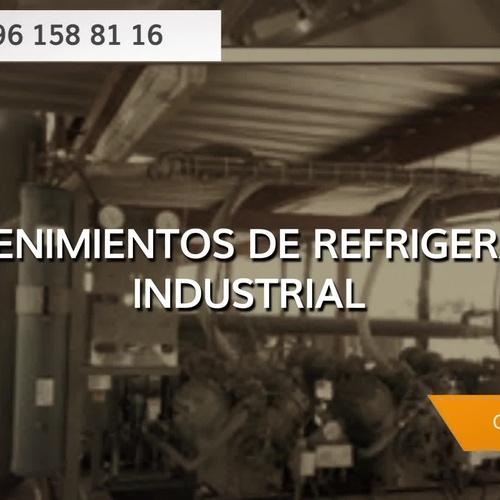Instalaciones de frio comercial en Valencia