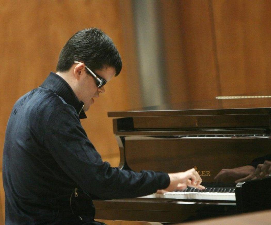 La enseñanza de la música a los invidentes