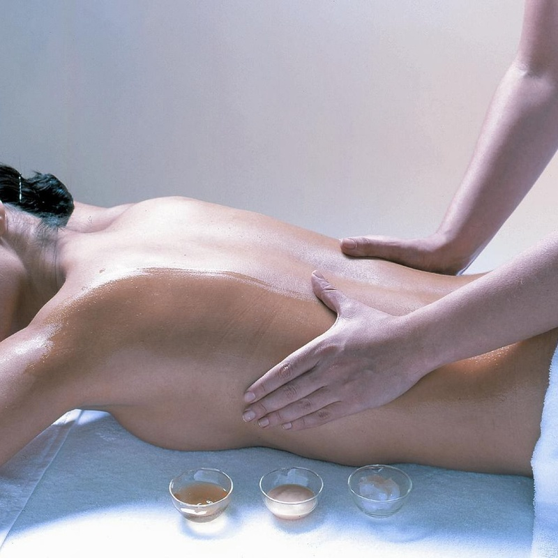 Masaje vital corporal (espalda, piernas, planta del pie): MASAJES de Deporte