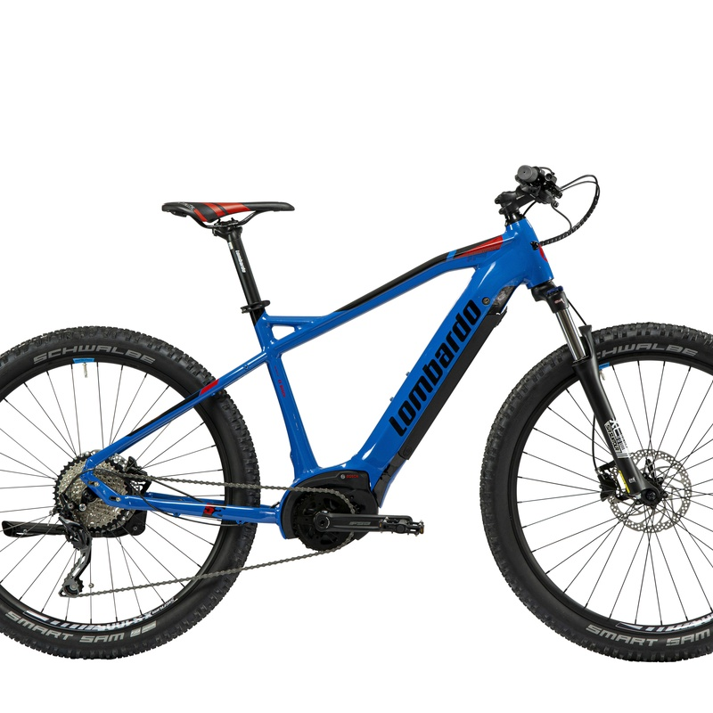 TONALE 27,5 PLUS :  de E-Bike Guadarrama