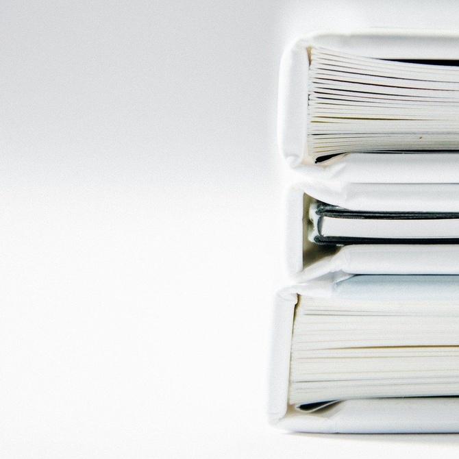Opciones de encuadernación para tesis