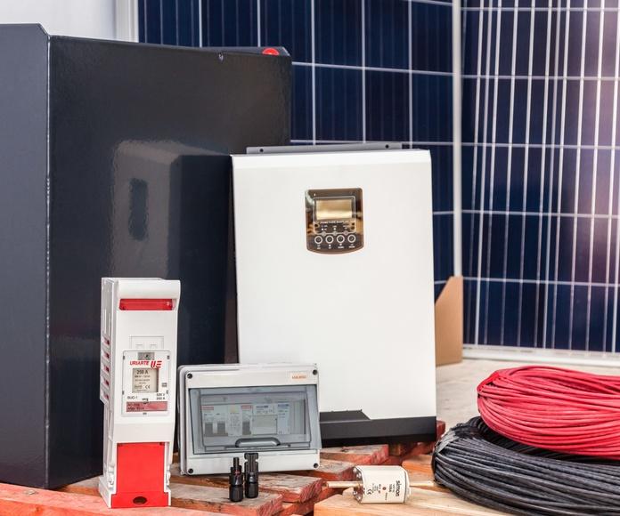 Kit fotovoltaico 3000W/día,   2700 €: Servicios de Sunray Energías Renovables