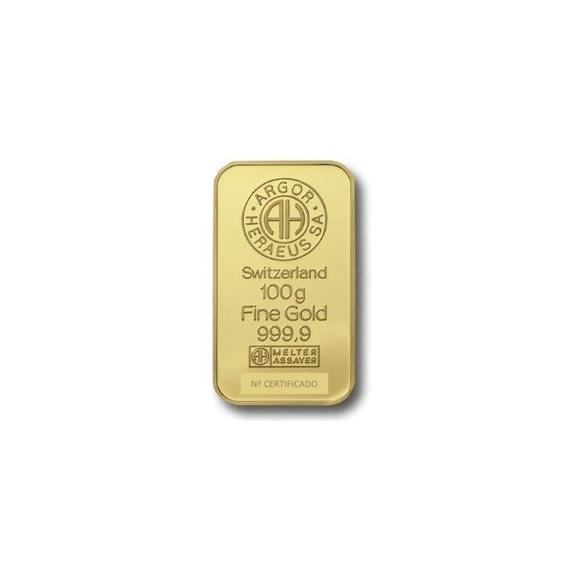 Lingote de oro 100 gramos: Productos de LibertyOro