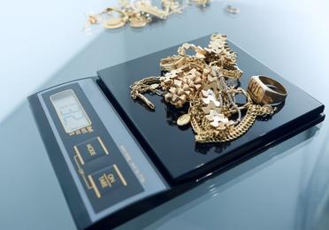 Empeño de joyas