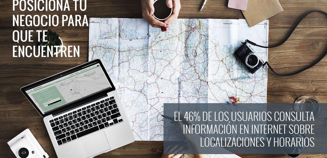 Posiciona tu negocio para que te encuentren con una web de empresa en Madrid centro