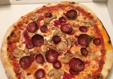 Pizza y pastas para llevar