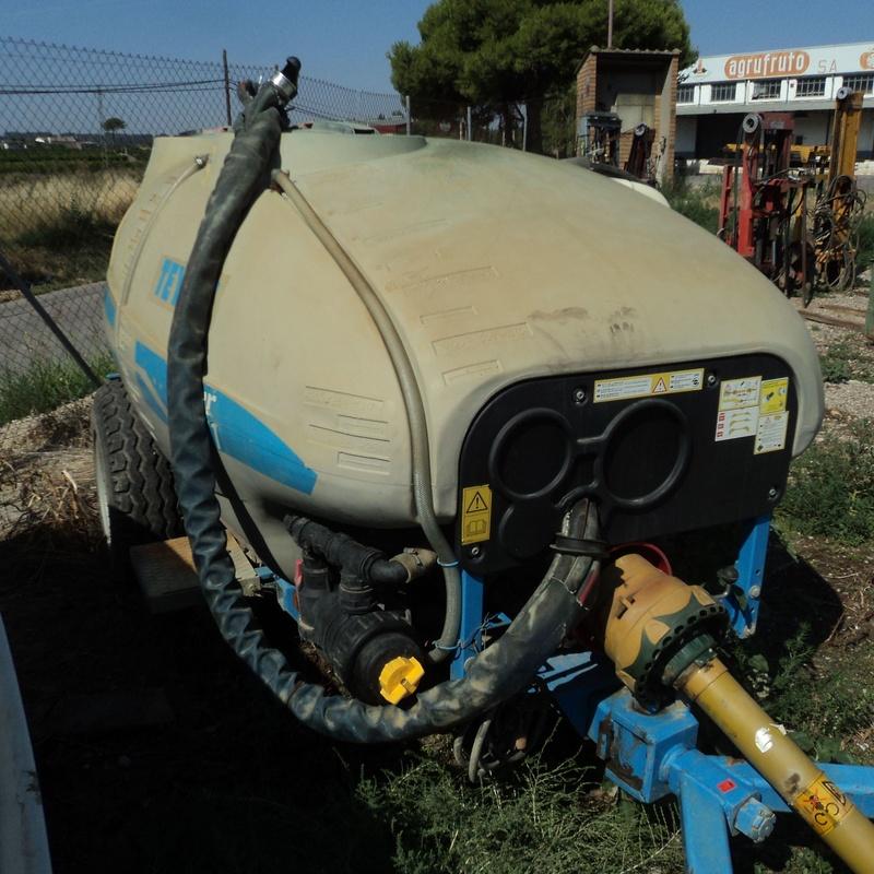 Maquinaria agrícola segunda mano Tallers Veser