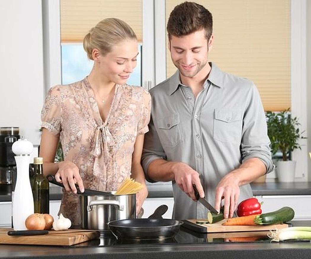 Diferentes estilos de cocinas
