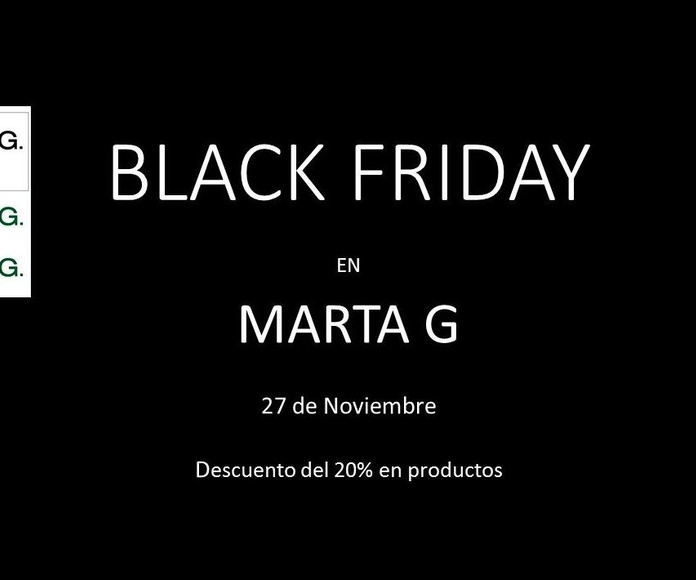 """""""BLACK FRIDAY"""" ESTE VIERNES 27 DE NOVIEMBRE 20% DE DESCUENTO EN PRODUCTOS"""