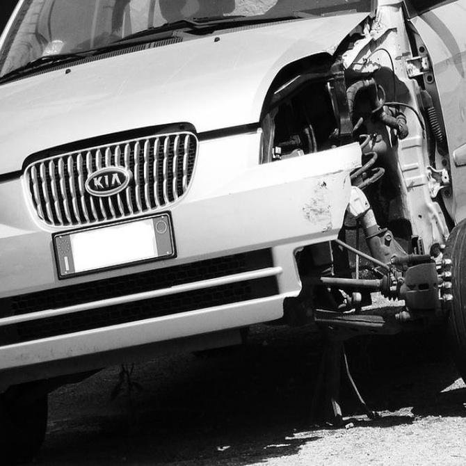 Las causas más comunes de accidentes de tráfico