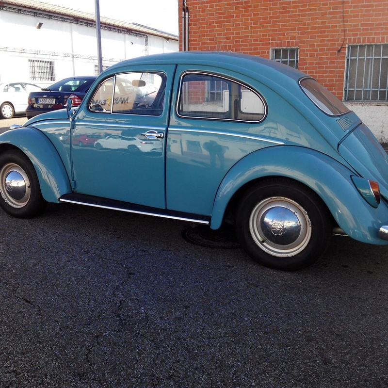 Taller y venta de recambios para VW Escarabajo clásico