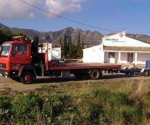 Auto-Desguace Gómez - Retirada de vehículos