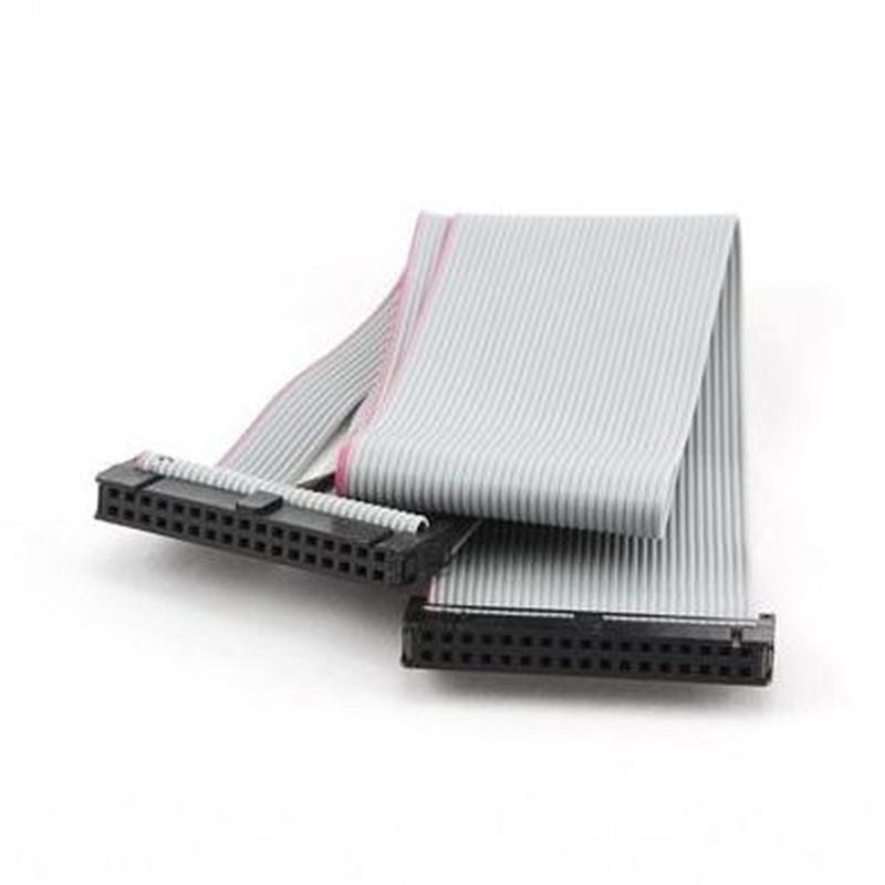 iggual Cable Plano de 34pin X 2conec FDD 61 cm: Productos y Servicios de Stylepc