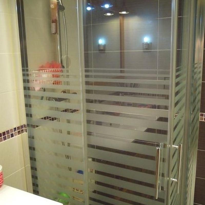 Mamparas de Baño: Servicios de SCS Cristalerías