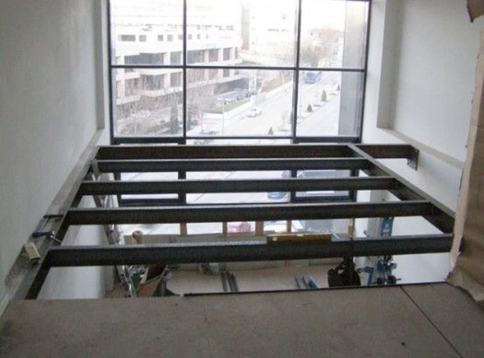 Estructuras metálicas: Productos de Cerrajería ACU, S.L.