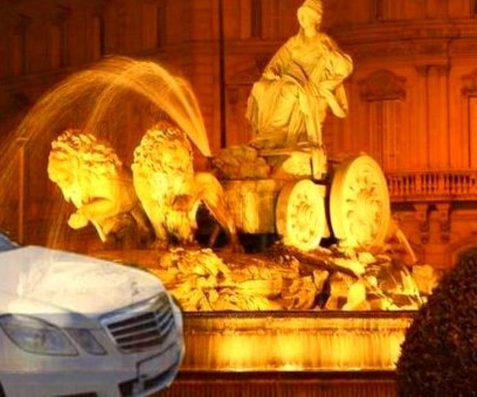Radio taxi aeropuerto Madrid-Reserva taxi aeropuerto Madrid.
