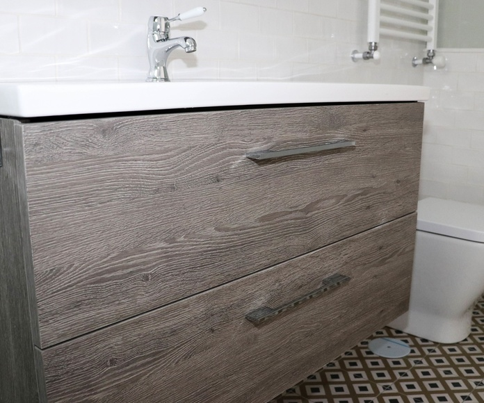 Reformas de baños: Servicios de Ornato Construcción Integral