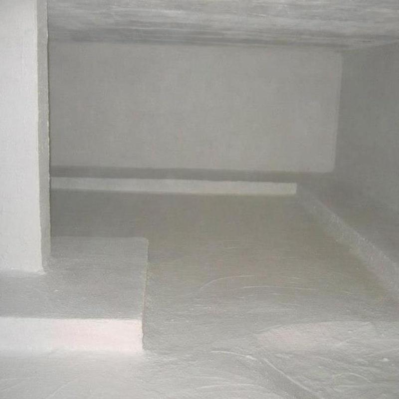 Impermeabilización de Aljibe de agua potable