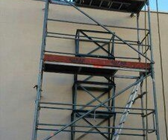 Edificio singular: Servicios y Productos de Cerrajería Avelino Izquierdo, S.L.