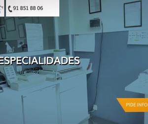 Centro veterinario en Collado Villalba