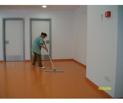 Limpieza centro de día
