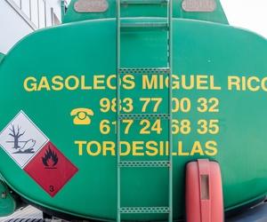 Gasóleos Miguel Rico la Castellana en Tordesillas