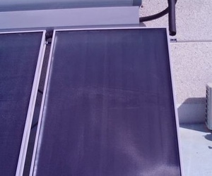 Energía solar térmica Albacete