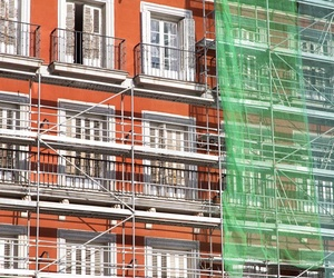 Rehabilitaciones de fachadas de edificios en Murcia