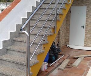 Acero inoxidable en Campo de Gibraltar: Inoxidables Meruve
