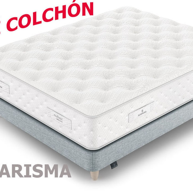COLCHON CARISMA