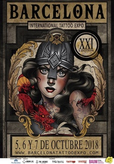 BAUMFEST 2018 (BARCELONA TATTOO EXPO)