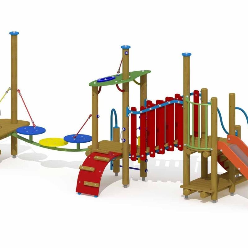 Parques infantiles: Servicios de Grupo Negrín