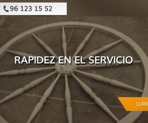 Artesanos de la madera en Valencia | Tornería Alcàsser