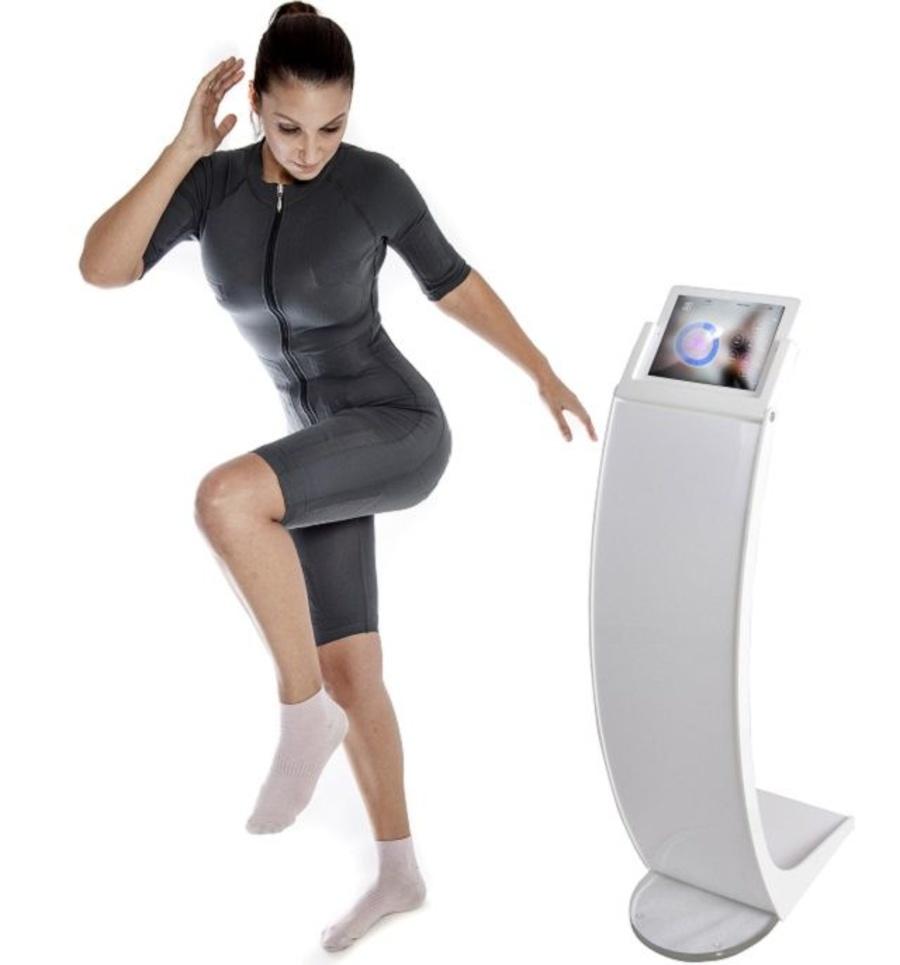 ¿Qué es la electroestimulación muscular?