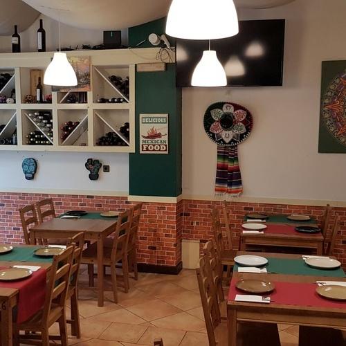 Restaurante mexicano enOurense