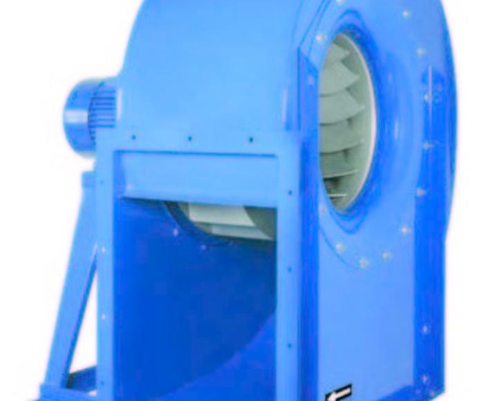 Ventiladores centrífugos de media presión : Productos y servicios   de Difusión y Ventilación (Divent)