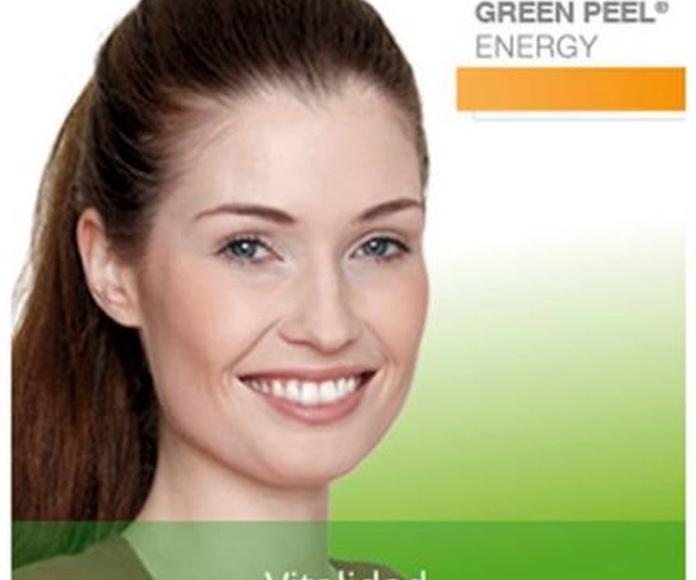 Green Peel: Servicios y Tratamientos de Vanesa Vendrell Estética