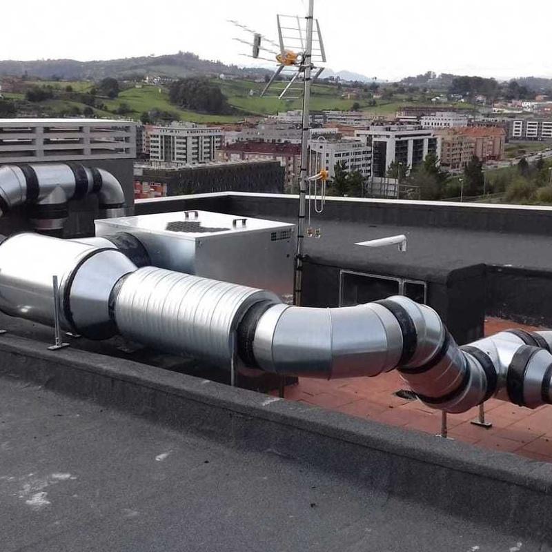 Ventilación Mecánica Controlada(VMC): Catálogo de Elyclimat