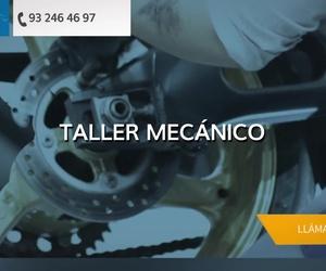 Taller mecánico en Barcelona | Talleres Flandes