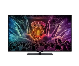 Televisor Smart LED 4K ultraplano Philips