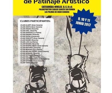 Campeonato Autonómico de Patinaje Artístico
