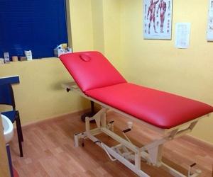 Tapizado de camillas de quiromasaje y osteopatía en Madrid