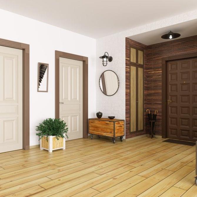 Las puertas de diseño que siempre quisiste