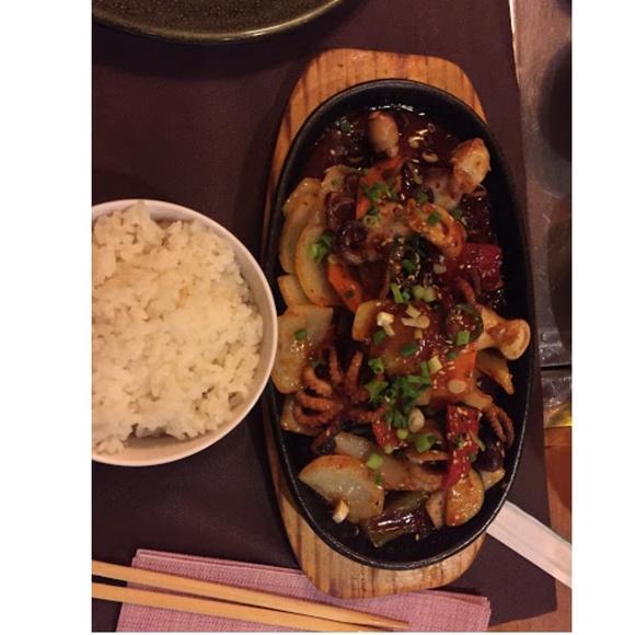Menú del día: Productos y servicios de Restaurante Haninjung