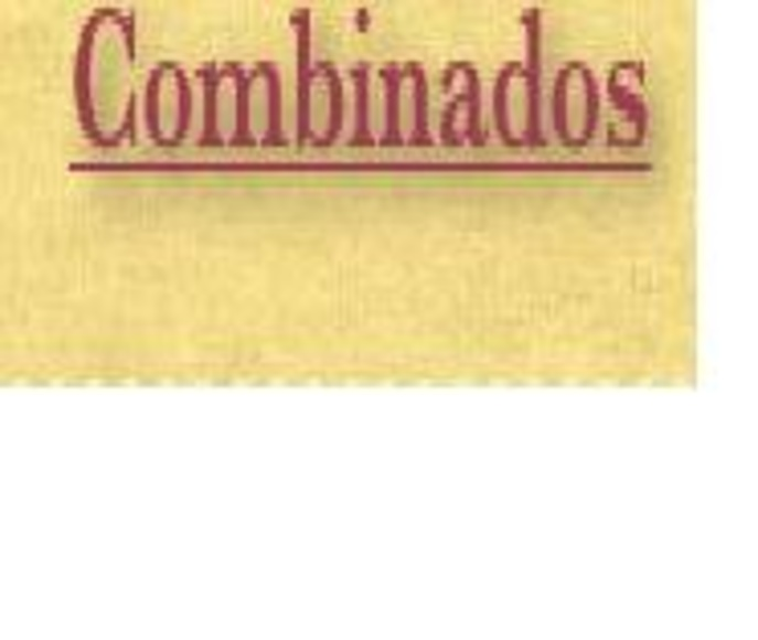 Combinados: Carta de Restaurante Byp