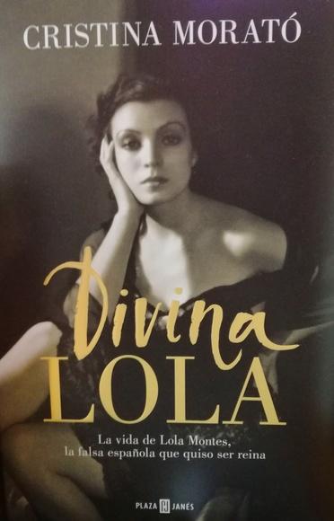 DIVINA LOLA : SECCIONES de Librería Nueva Plaza Universitaria